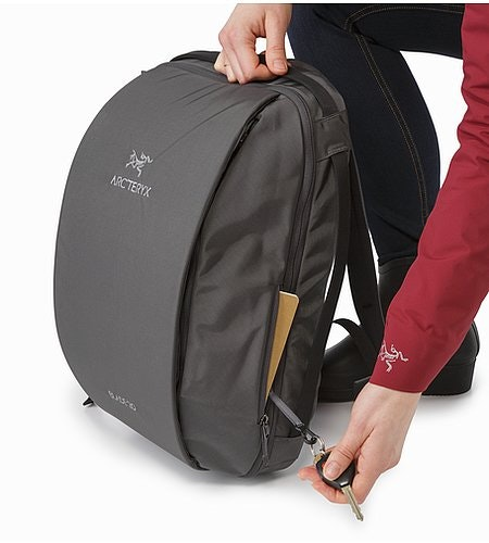 Blade 20 Backpack Pilot sidelomme