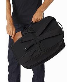 Blade 28 Backpack Black Back Panel