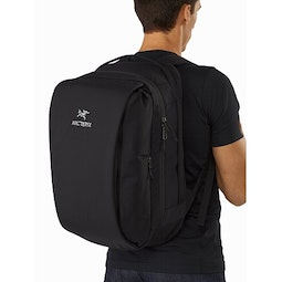 Blade 28 Backpack Black Side Access