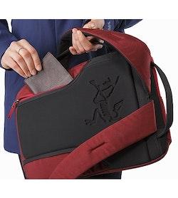 Blade 6 Backpack Aramon Back Panel Pocket