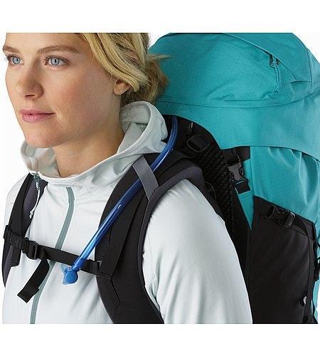 Bora AR 49 Backpack Women's Castaway Hydration Port