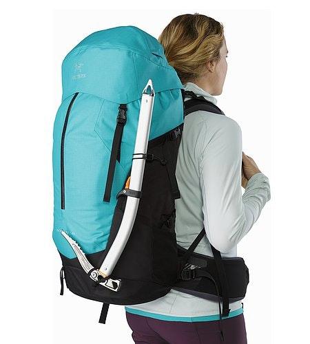 Bora AR 49 Backpack Women's Castaway Ice Axe Carry