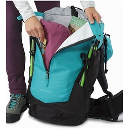 Bora AR 49 Backpack Women's Castaway Kangaroo Pocket