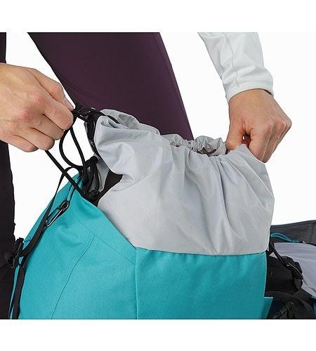 Bora AR 49 Backpack Women's Castaway Rolltop Closure
