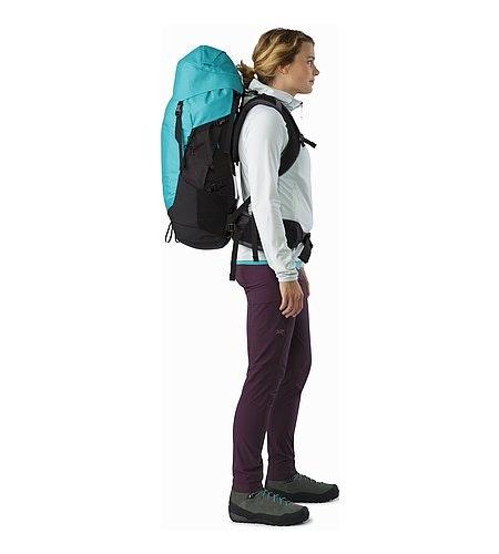 Bora AR 49 Backpack Women's Castaway Side View