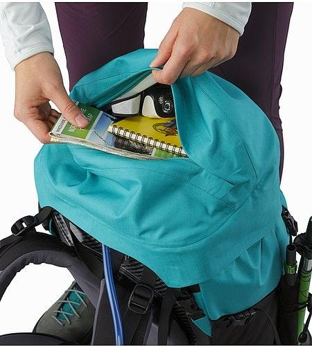 Bora AR 49 Backpack Women's Castaway Top Lid Pocket