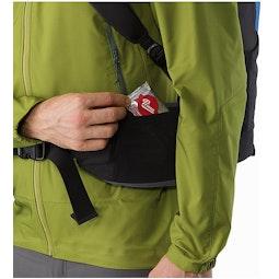 Bora AR 50 Backpack Borneo Blue Hipbelt Stash Pocket