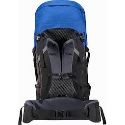 Bora AR 50 Backpack Borneo Blue Suspension