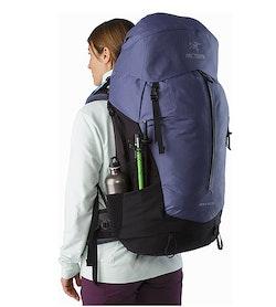 34c569679a70 Bora AR 61 Backpack Women s Winter Iris External Pockets