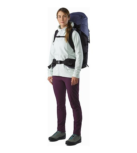 Bora AR 61 Backpack Women's Winter Iris Front View