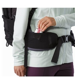 6cfc68af5632 Bora AR 61 Backpack Women s Winter Iris Hipbelt Stash Pocket