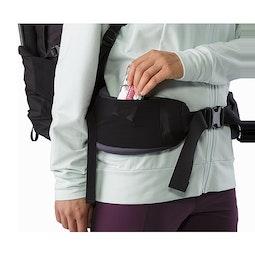 Sac à dos Bora AR 61 Femme Winter Iris Pochette fourre-tout dans la ceinture