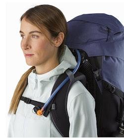 Bora AR 61 Backpack Women's Winter Iris Hydration Port