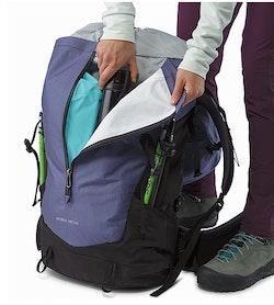 e1eeb4feb661 Bora AR 61 Backpack Women s Winter Iris Kangaroo Pocket