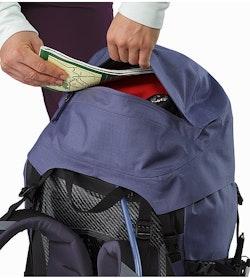 269b45c83416 Bora AR 61 Backpack Women s Winter Iris Top Lid Pocket