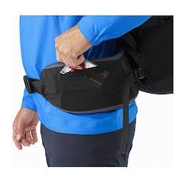 Bora AR 63 Backpack Titanium Hipbelt Stash Pocket