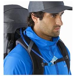 Bora AR 63 Backpack Titanium Hydration Port