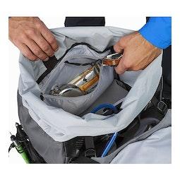 Bora AR 63 Backpack Titanium Internal Security Pocket