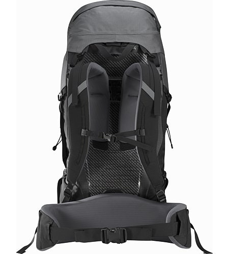 Bora AR 63 Backpack Titanium Suspension