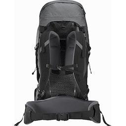 Bora AR 63 Backpack Titanium Suspension