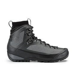 Bora Mid GTX Hiking Boot Graphite Black Side View