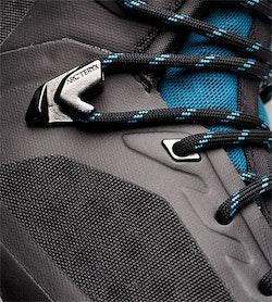 Bora Mid GTX Chaussure de randonnée Femme Black Mid Œillets renforcés