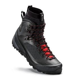 b34511f71 Bora2 Mid Hiking Boot Black Cajun Insulated Liner In Boot