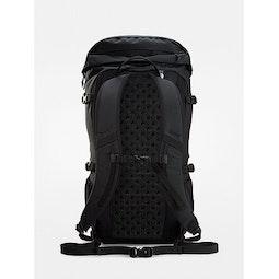 Brize 25 Backpack Black Back View