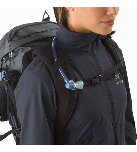 Brize 25 Backpack Neptune Shoulder Straps