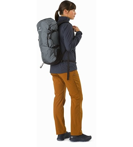 Brize 25 Backpack Neptune Side View