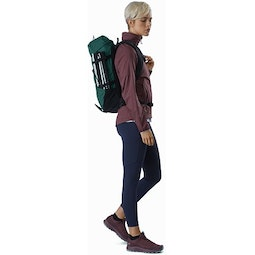 Brize 25 Backpack Paradigm Full View