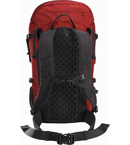 Brize 32 Backpack Red Beach Suspension