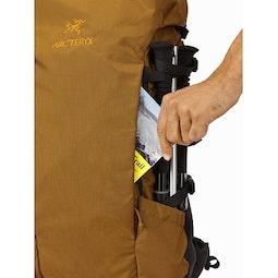 Brize 32 Backpack Yukon Side Access Zipper