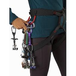 C-quence Harness Women's Black Dynasty Gear Loops
