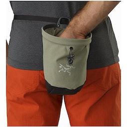 C80 Chalk Bag Carbide Adjustable Waist Belt