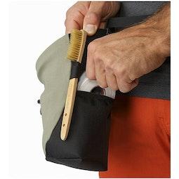 C80 Chalk Bag Carbide Zippered Pocket And Brush Holder