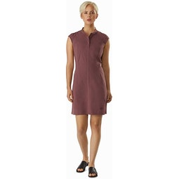 Cala Dress Women's Inertia Full View