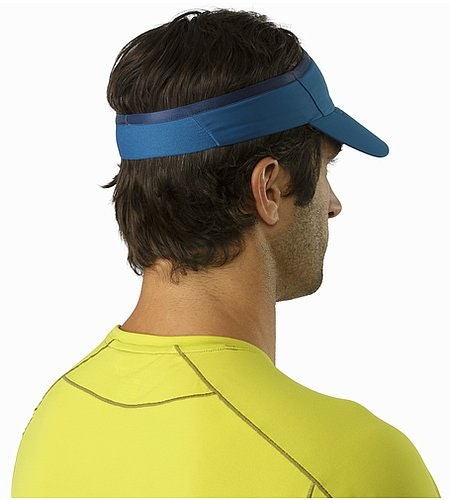 Calvus Visor Deep Cove Back View