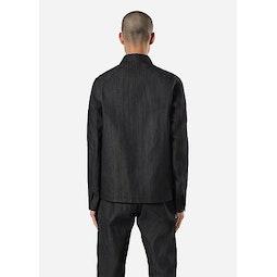 Cambre Jacket Black Back View