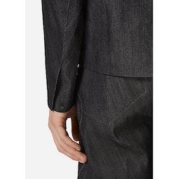 Cambre Jacket Black Cuff