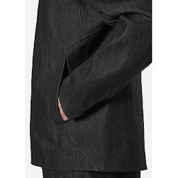 Cambre Jacket Black Hand Pocket