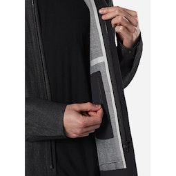 Cambre Jacket Black Internal Security Pocket