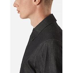 Cambre Jacket Black Side Collar