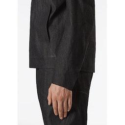 Cambre Jacket Black Side Cuff