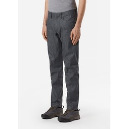 Cambre Pant Lead Side View
