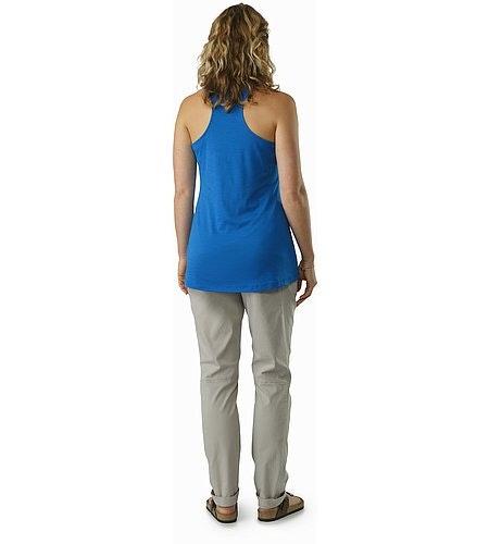 Pantalon Camden Chino Femme Kaleden Vue de dos