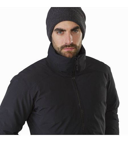 Camosun Parka Black Collar