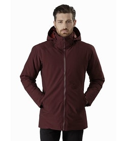 Camosun Parka Flux Front View