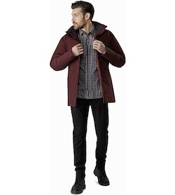 Camosun Parka Flux Outfit