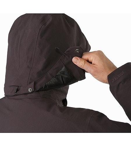 Camosun Parka Katalox Detachable Hood
